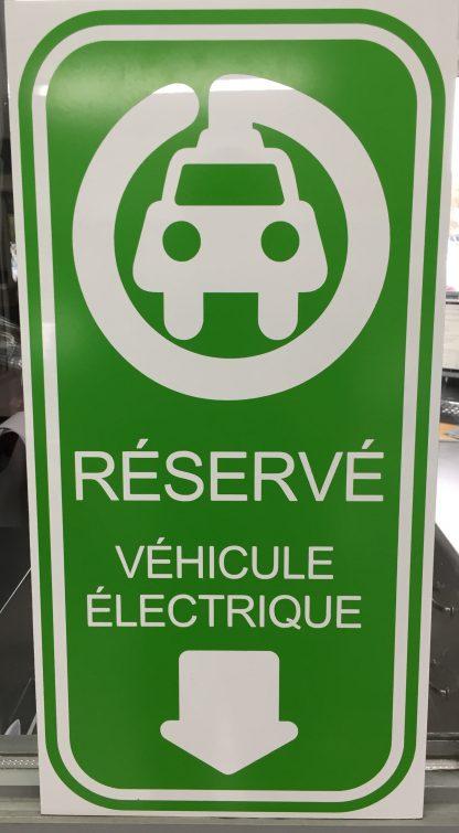 Pancarte électrique