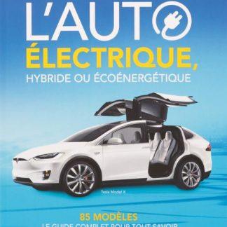 Livre l'auto électrique
